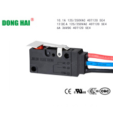 IP67 Waterproof Sealed SPDT Momentary Switch