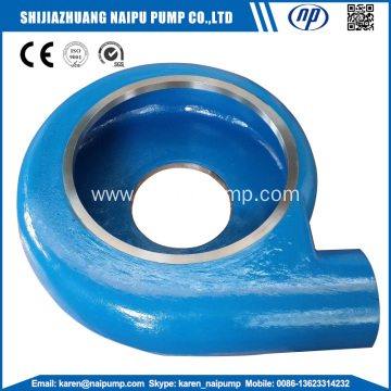 Coal mill wear resistant slurry pump spares