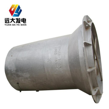 Coal Biomass Industrial Boiler Vortex Finder in Cyclone