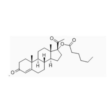 Steroid Products 17a-Hydroxyprogesterone Caproate 630-56-8