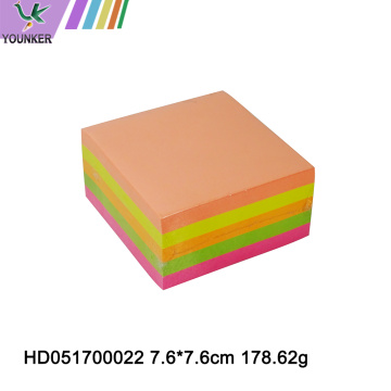 New Memory Sticky Colorful Seenotes