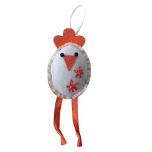 Easter 3D chick shape ornaments