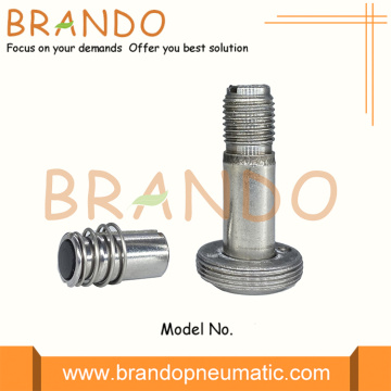 9.15mm Outer Diameter 3/2 Way Stainless Steel Armature