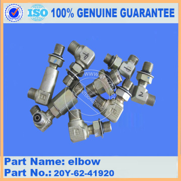 PC200-7 ELBOW 20Y-62-41920