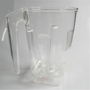 Custom glass cup prototype cnc precision machining