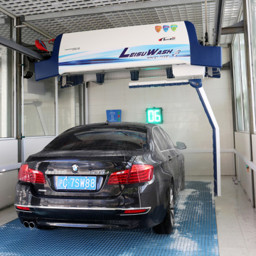 Automatic car wash Leisu wash 360 touchless set up cost