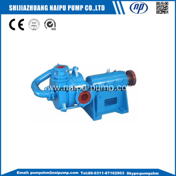 AH mining metal liner slurry pumps