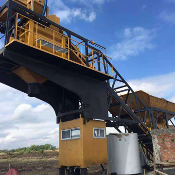 Mobile Concrete batching plant factory direct selling