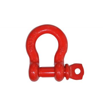 G8 SCREW PIN ALLOY BOW SHACKLE