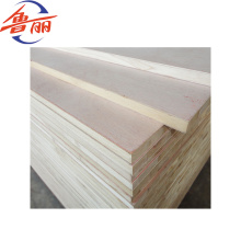 12mm laminated melamine blockboard