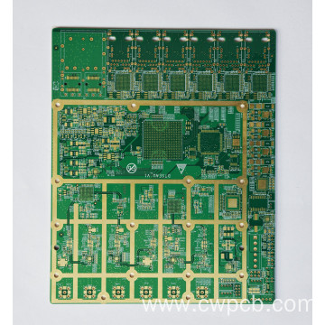 Medical equipment screen display pcb