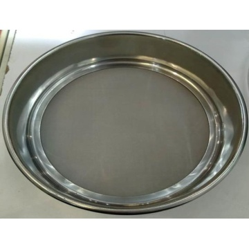 900 mesh stainless steel filter test sieve