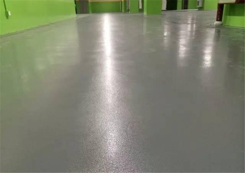 Epoxy Concrete on Floor