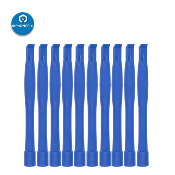 10pcs Plastic Spudger Pry Tools Pry Opening Crowbar Cell Phone Disassembly Tool Repair Kit For iPhone iPad Samsung Laptop PC