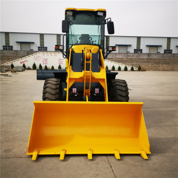 1ton small wheel loaders for farming and garden
