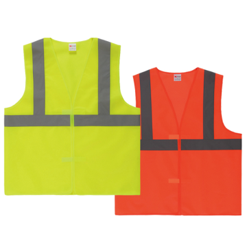 100% Polyester high quality reflective security jacket