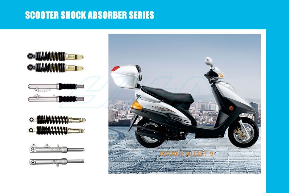 2 Scooter shocks absorber 1-1