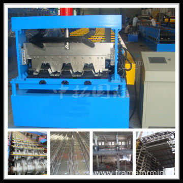 Galvanized Metal Floor Decking Sheet Making Machine