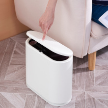 Plastic sorting bin Living room trash can