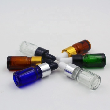 15 ml Färgdropperflaskor Essens Liquid Bottles