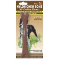 "Percell 6"" Soft Chew Bone Coffee Scent"