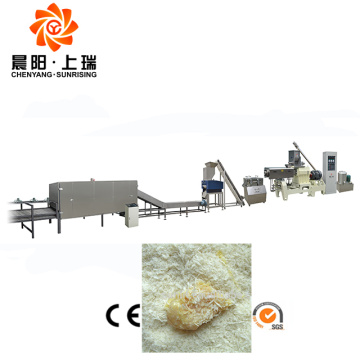 Extrusion bread crumbs line breadcrumb processing machine