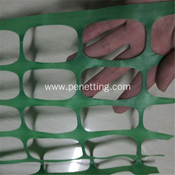 Gree Plastic Mesh Barrier Safety Net