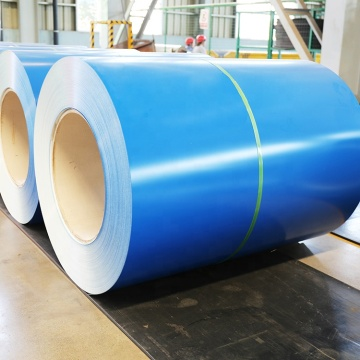 New product Metal Color Coated Galvanized Prepainted steel coil
