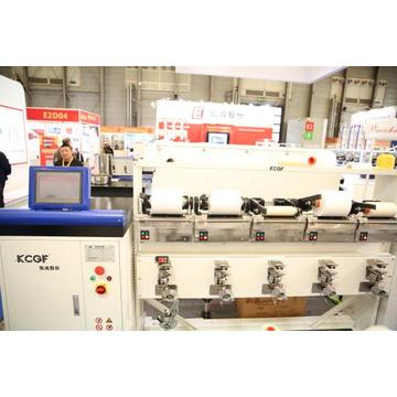 KC 528 DIGITAL PRECISION WINDING MACHINE