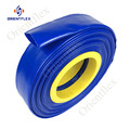 collapsible agriculture pvc layflat discharge hose