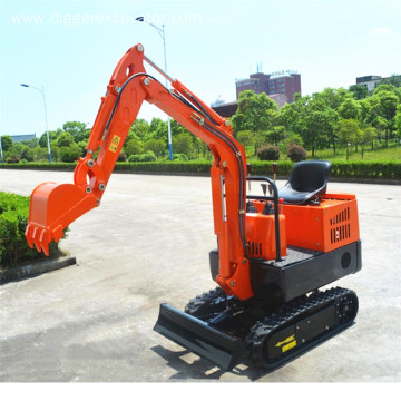 1T mini  garden excavator prices