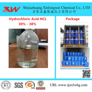 37% Hydrochloric Acid Strong Acid