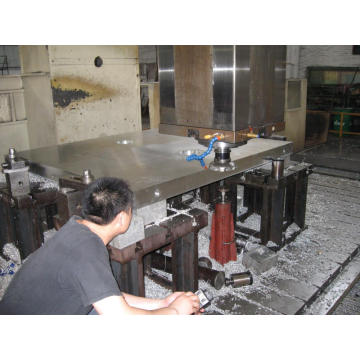 aluminium plate machining sevice