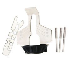 Special Chainsaw Grinding Tool Chain Sharpening Teeth Kit Chainsaw Sharpener Saw Power Tool Accessories