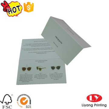 Paper product cards printing
