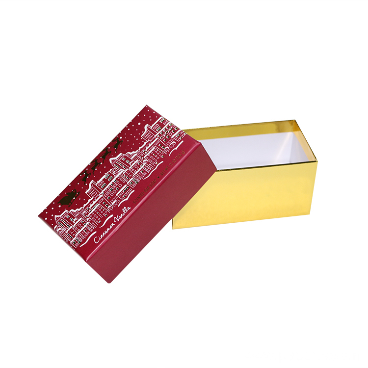 Llid And Base Box For Gift Packaging