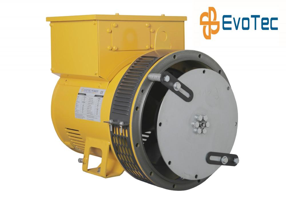 High Efficiency Explosion-Proof Generator