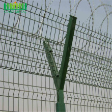 Best Quality PVC Coated Airport Fence
