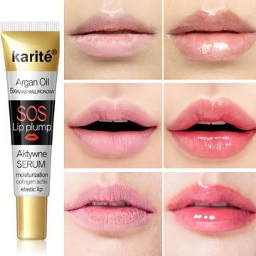 Instant Volumising Lip Plumper Collagen Plump Lip Plumping Gloss Moisturizing Lip Repairing Lip Fine Lines Volumising Lip Oil