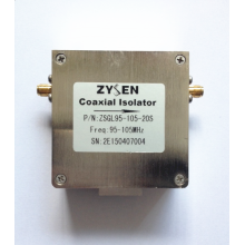 Coaxial & Drop-in Isolator