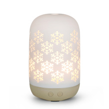 Snow Design Ultrasonic Aroma Oil Diffuser Humidifier Ceramic