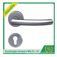 SZD STH-111 New Product Stainless Steel Manual Rose Door Handle And Lock with cheap price