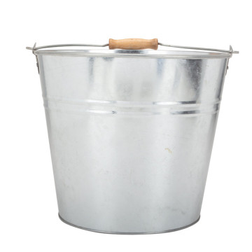 Small Galvanized Bucket Round Shape Water Bucket