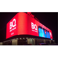 P25-25 outdoor building transparent  LED screen