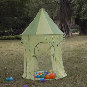 Tent Toy Playhouse Foldable Children Play Tent Yurt