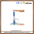 battery operated portable water pump