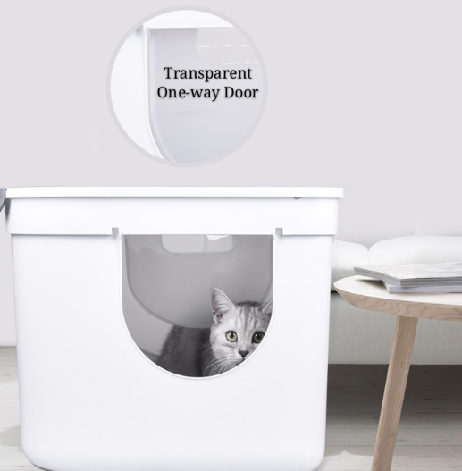 Self Cleaning Cat Litter Box
