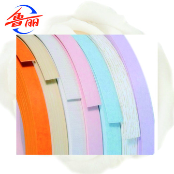 PVC Edge banding solid color