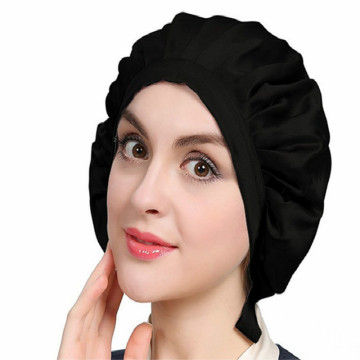 100% Mulberry Silk Night Sleep Cap Sleeping
