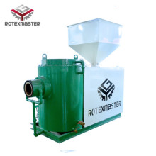 save resource of biomass burner